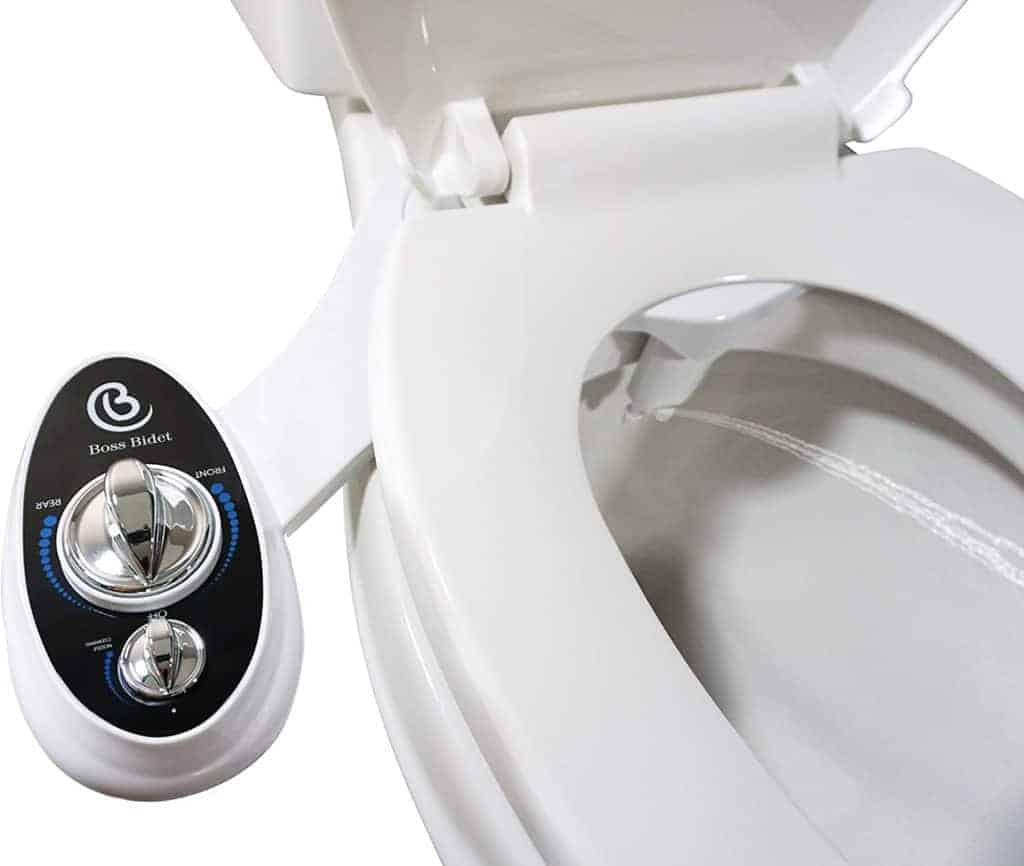Bidet WC-Aufsatz