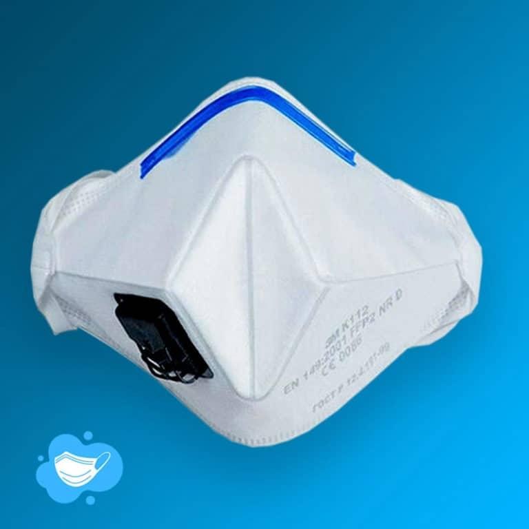 3M FFP2 Maske mit Ventil
