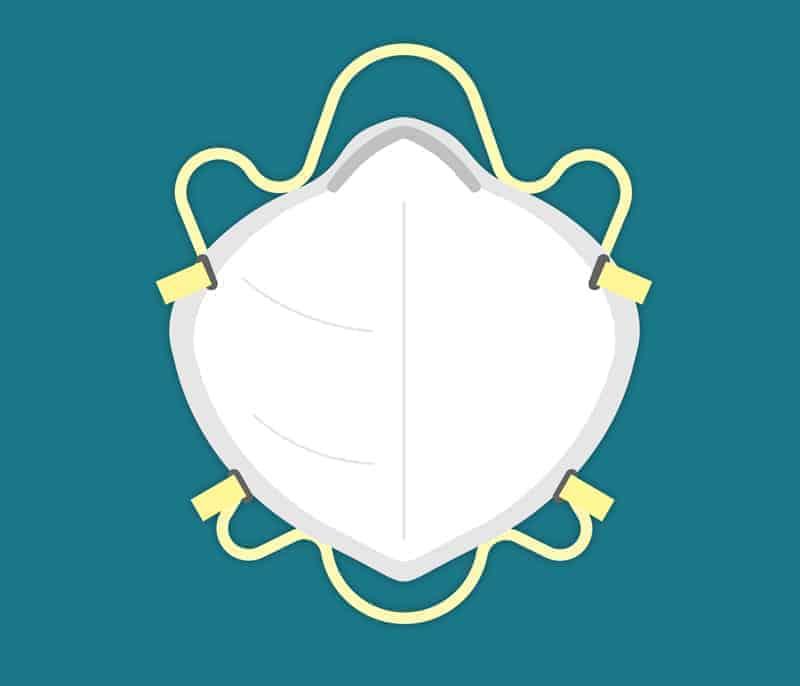 FFP Maske ohne Ventil