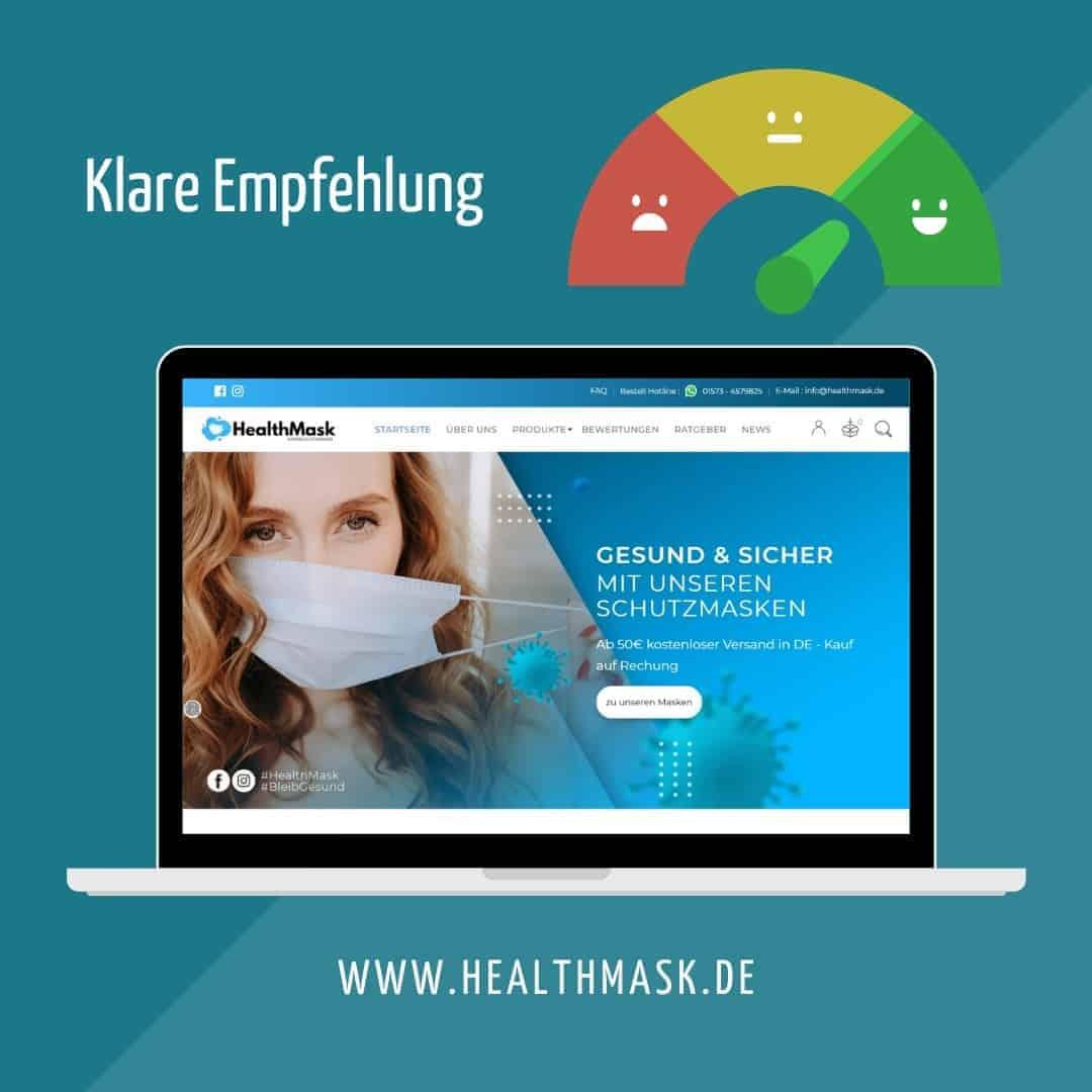 Healthmask Erfahrungen