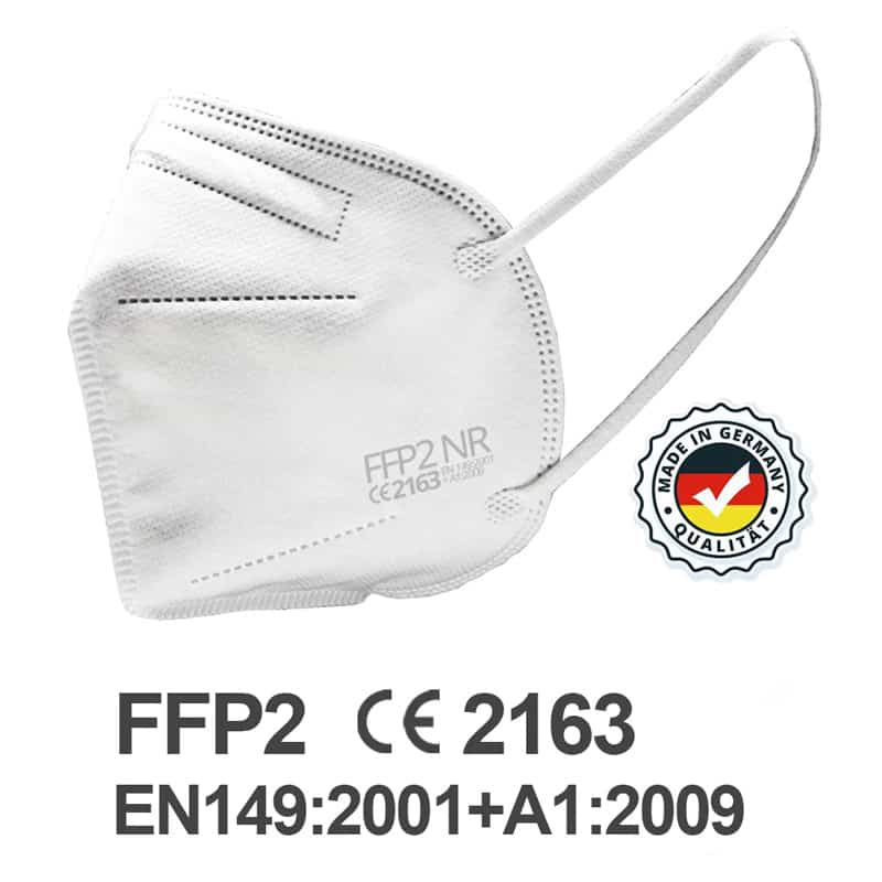 FFP2 Maske Made in Germany