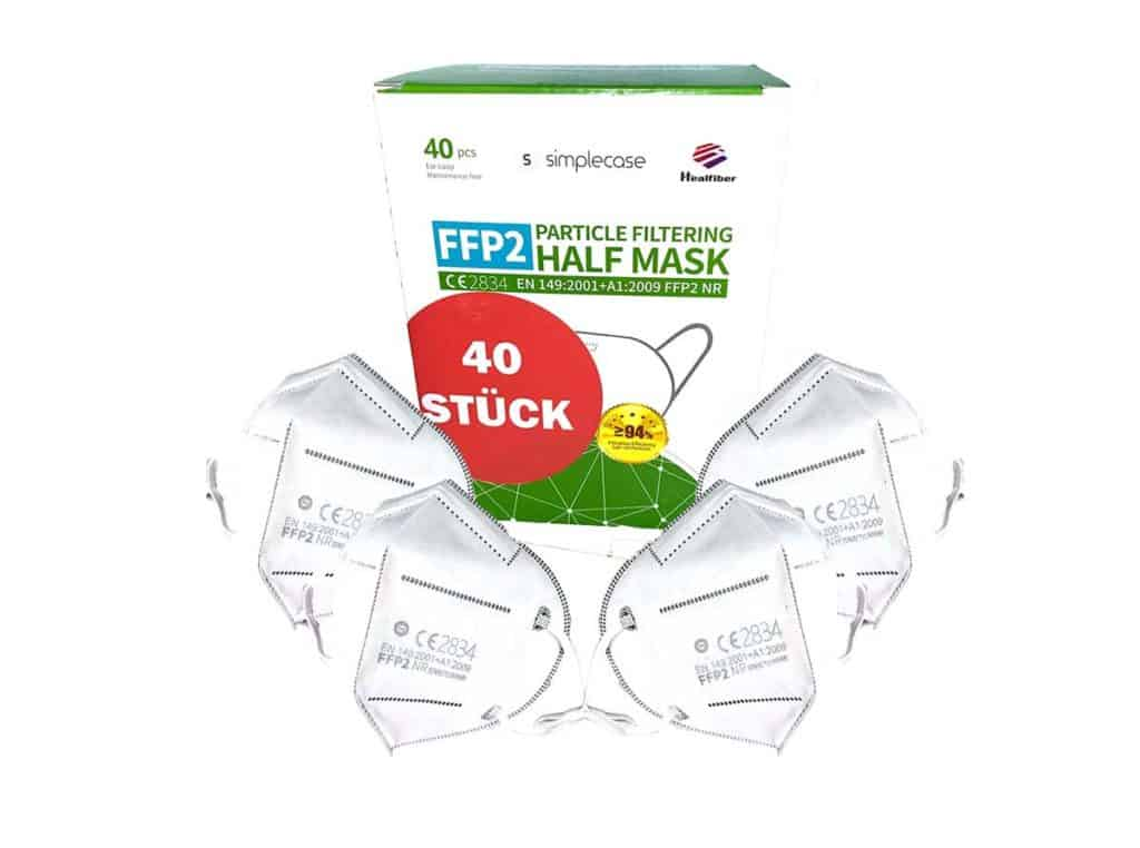 Simplecase FFP2 Maske